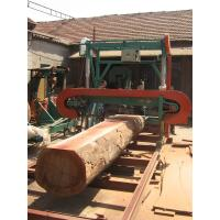 Factory !!! MJ1600 Horizontal Portable Wood Band Saw