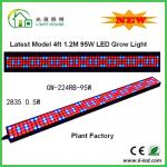 1200mm Hydroponic Led Grow Light 1200mm For Greenhouse , Energy Saving