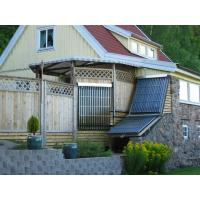 Custom Residential Separate Pressurized Solar Water Heating System for Balcony