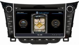 China Ouchuangbo S100 Platform DVD Radio Player for Hyundai I30 2013 Wifi GPS Sat Nav Multimedia on sale