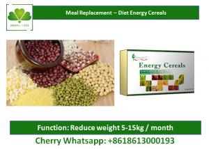 Quality Slimming Body Meal Replacement Diet Energy Cereals Help Relieve Inflammation for sale