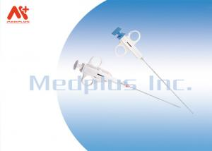 China 16Ga X 20 cm Disposable Biopsy Needle Semi-automatic Irremovable Biopsy Gun on sale