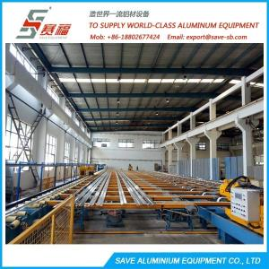 China Aluminium Profile Handling Equipment For Extrusion Press on sale