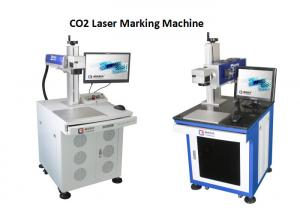 China Plastic Bottle Laser Printing Machine Metal Making Machine For Wood Date Code on sale