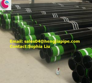 China API 5CT casing pipes R3 on sale