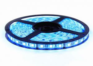China 12V Colour Changing LED Strip Lights , Dimmable LED Strip Lights Multi Colour 5m on sale