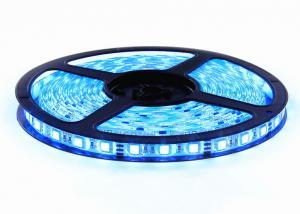 China 12V Colour Changing LED Strip Lights , Dimmable LED Strip Lights MultiColour 5m on sale