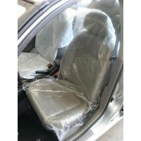 China Car Service Care Products Plastic Car Seat Cover for sale