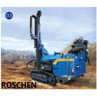 Crawler Hydraulic Wells Geothermal Drilling Rig Machine for Geothermal Projects Drilling