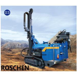 China Crawler Hydraulic Wells Geothermal Drilling Rig Machine for Geothermal Projects Drilling on sale