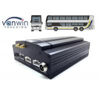 China Vehicle MDVR D1 H.264 HDD 8 Channel Mobile DVR 3G WIFI Car DVR Recorder 4G GPS on sale