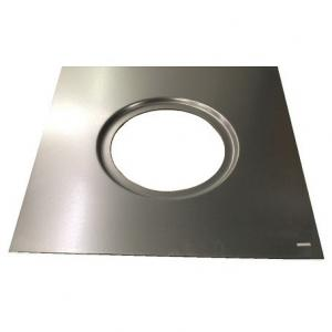 China 24 Inches Square Sump Receiver Pan For 21500 Series Large Sump Cast Iron Roof Drain on sale