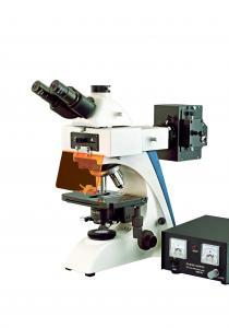 China Infinity Optical Upright Fluorescence Microscope Binocular / Trinocular Head on sale