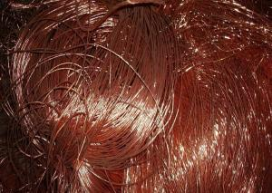 China High purity bulk copper scrap/cooper wire for sale on sale