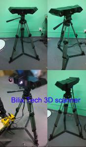China Bluelight 3D scanners, fast scanning 3D camera, high precision 3D scanner on sale