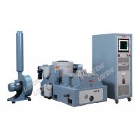 China Electromagnetic Shaker Machine / Vibration Testing Machine For Lithium Batteries on sale