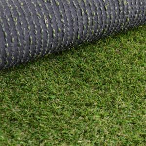 China HDPE Green Garden Artificial Grass / Athletic Field Grass Lawn For Runway Garden on sale