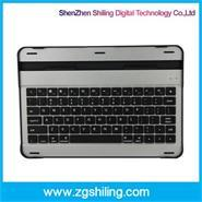 China wireless keyboard for laptop 10.1 inch samsung 7500/7510/5100 bluetooth keyboard wholesale