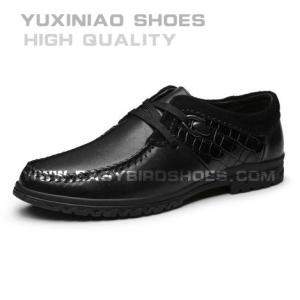 China fashion top layer leather casual shoes for men have sample, men casual shoes fashion high quality for male on sale