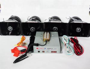 China 12V/24Velectrical Siren with Speaker for Squad car & Fire  T-12 on sale