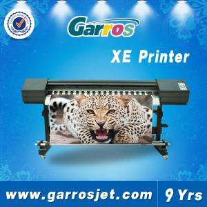 China New Garros Eco Solvent Printer with Epson Dx5 Dx7 head / Inkjet Printer on sale