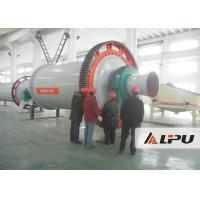 Feldspar Quartz Iron Ore Grinding Rod Mining Ball Mill 14-43t/H