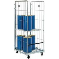 steel stackable roll cages with good price