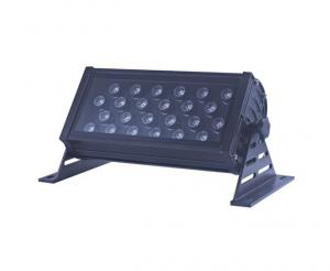 China Ra90 36 Watt Smd Outdoor Led Floodlight / Led Lights For Subway / Industry , 2700k - 7000k on sale