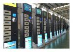 Credit Card Operated Bar Phone Charging Station / Multi Port Phone Charging Station