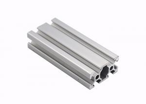 China 2040 Aluminum Extrusion linear rail Frame 6mm Slot 20X40mm aluminium frame profile on sale