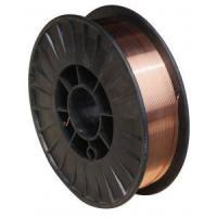 copper coated mild steel Co2 gas shielded welding wire mig mag welding wire er70s-6
