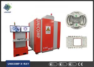 China Unicomp SMT / EMS X Ray Machine , 160KV X Ray Metal Inspection Equipment on sale