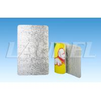 China Aluminum Foil Bubble Thermal Insulation Material AL+Bubble on sale