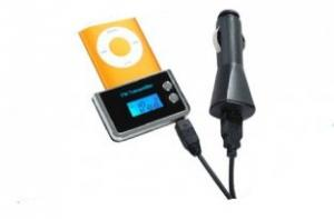 China Best Car portable video recorder mp3,Mini FM Transmitter with LCD-Display(KZ-F9) on sale