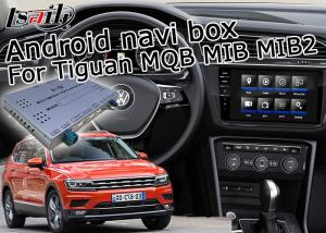 China VW Tiguan Sharan Passat Skoda Seat etc MQB Car Navigation Box rear view WiFi video cast screen on sale