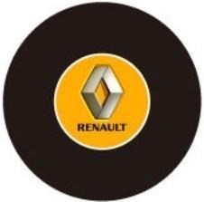 China Car LED Logo Laser Lights for RENAULT,LED Car Lights! on sale