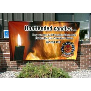 China waterproof vinyl signs banners for indoor Outdoor Banner Printing on sale