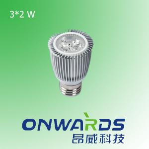 China 6W LED spotlight E27 E26 base LED spotlight China High quality LED spotlight on sale