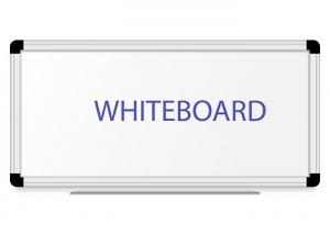 China 4x6 Framed Magnetic White Board , Home Office Magnetic Board OEM Service on sale