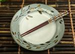 Natural Reusable Japanese Wooden Chopsticks For Eating Daily Use Eco Friendly