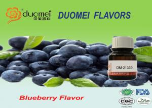 China Propylene Glycol Food Grade Flavoring Artificial Blueberry Flavor And Fragrance on sale