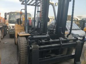 China 2010 FD150 15T used komats forklift second hand forklift 1t.2t.3t.4t.5t.6t.7t.8t.9t.10t brand new isuzu forklift on sale