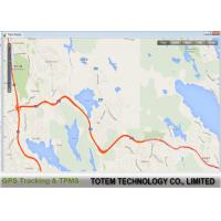 Totem AVL Real Time GPS Tracking Software Multi Reports Language / Map