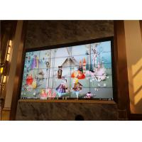 LED Broadcast Video Wall For Studio Hall With Super Narrow Bezel , 4K MAX Resolution