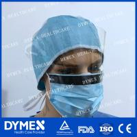 Protective Nonwoven Disposable Medical Face Mask with Field