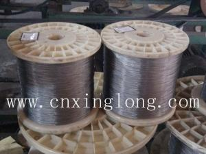 China sell xinglong galvanized steel wire rope 1x7 1x19 1x25 1x37 6x7 7x7  6x19 on sale