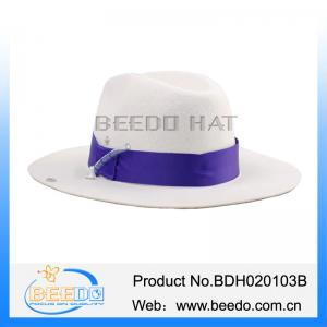 e236ec8d13e Quality Promotional women cowboy hat with adjustable cotton ribbon for sale