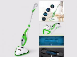 China 2016 New Latest Design 1300W UV Steam Mop 10 in 1 Steam Cleaner X10 with GS CE & RoHS Certificates on sale