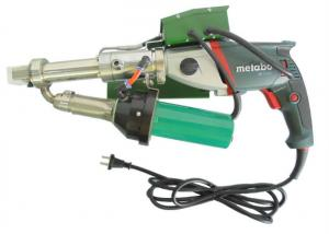 China Hand Extruder Hot Air Tool Welding Machine SMD610A on sale