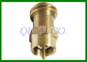 China 2.5MPa Working Pressure Copper Gas Connectors , customize your spec on sale